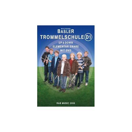 "Basler Trommelschule D1: ""Up & Down"" mit DVD"