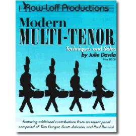 Modern Multi-Tenor-Techniques and Solos