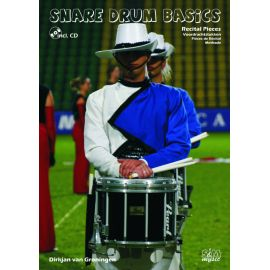 Recital Pieces For Snare Drum + CD