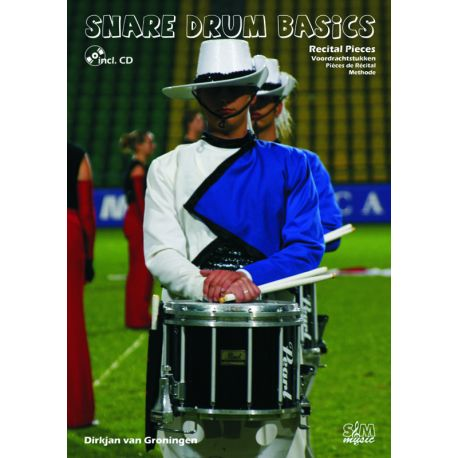 Recital Pieces For Snare Drum + CD