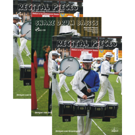 Snare Drum Basics + Multi Tenors 3er Pack