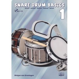 Snare Drum Basics Method + CD