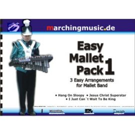 Easy Mallet Pack Vol. 1