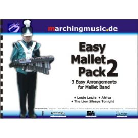 Easy Mallet Pack Vol. 3