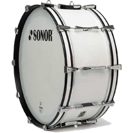 SONOR Bass Drum MP 2610 CW