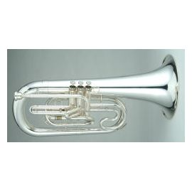 "Marching Bb Euphonium with NO ""MICRO-TUNE"" slide"