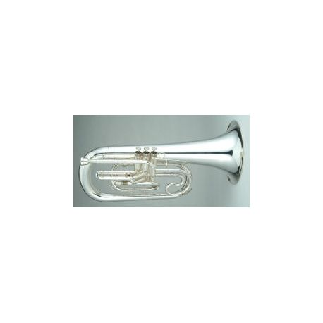 """Marching Bb Euphonium with NO """"MICRO-TUNE"""" slide"""
