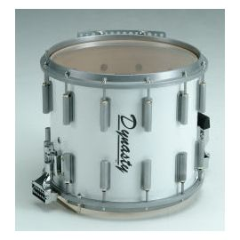Dynasty Marching Snare Drum mit Beinbügel