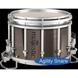 Majestic XTD Agility Snare Drum mit J-hooks