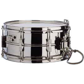 Sonor MP 456 Snare Drum chrom