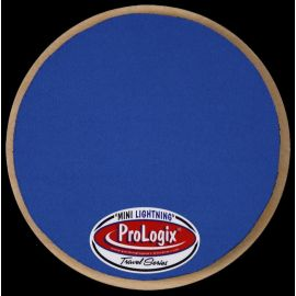 "6"" Mini ""Blue Lightning"" Pad"
