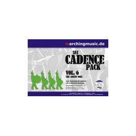 SFZ CADENCE PACK Vol. 6 - The Green Ones