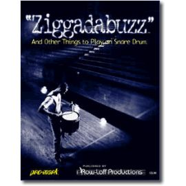ZIGGADABUZZ (And Other Things to Play on Snare Drum) incl. CD!
