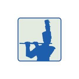 Andantino für Sopranflöte solo und Spielmannszug