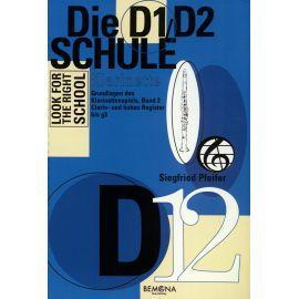 D1/D2 Schule für Klarinette