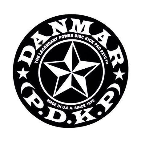 Danmar 210STR Bassdrum Kickpad