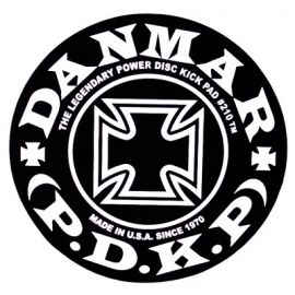 Danmar 210IC Bassdrum Kickpad