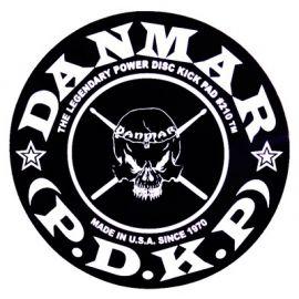 Danmar 210SK Bassdrum Kickpad