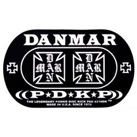 Danmar 210DKIC Bassdrum Kickpad