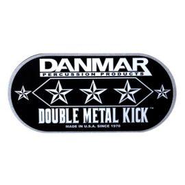Danmar 210MKD Bassdrum Metall Kickpad Doublepedal
