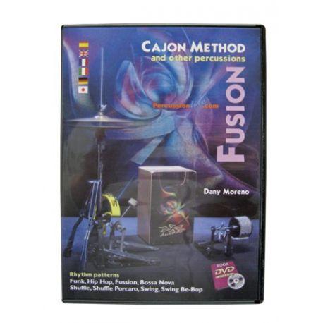 Duende DVD Cajon Method - Fusion