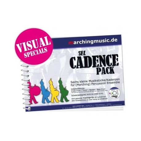 SFZ CADENCE PACK VOL. 9   Visual Specials