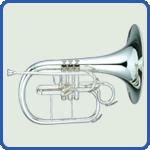 Brass Instrumente, Blechblasinstrumente und Marching Band Instrumente auf Marchingshop.de