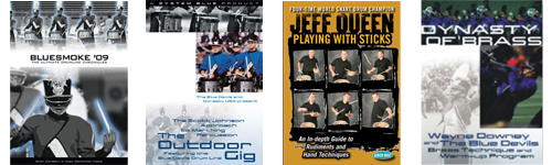 CD und DVD für Spielmannszug, Marchingband, Fanfarenzug, Musikverein | Marchingshop.de